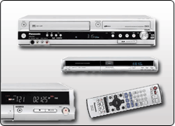 Panasonic DVD Recorders